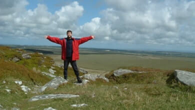 Walking Land's End to John o'Groats with Mark Moxon