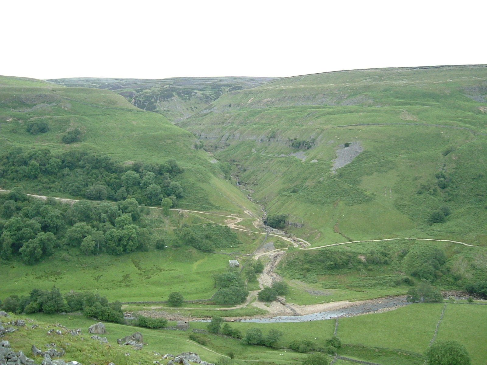 Swinner Gill near Keld