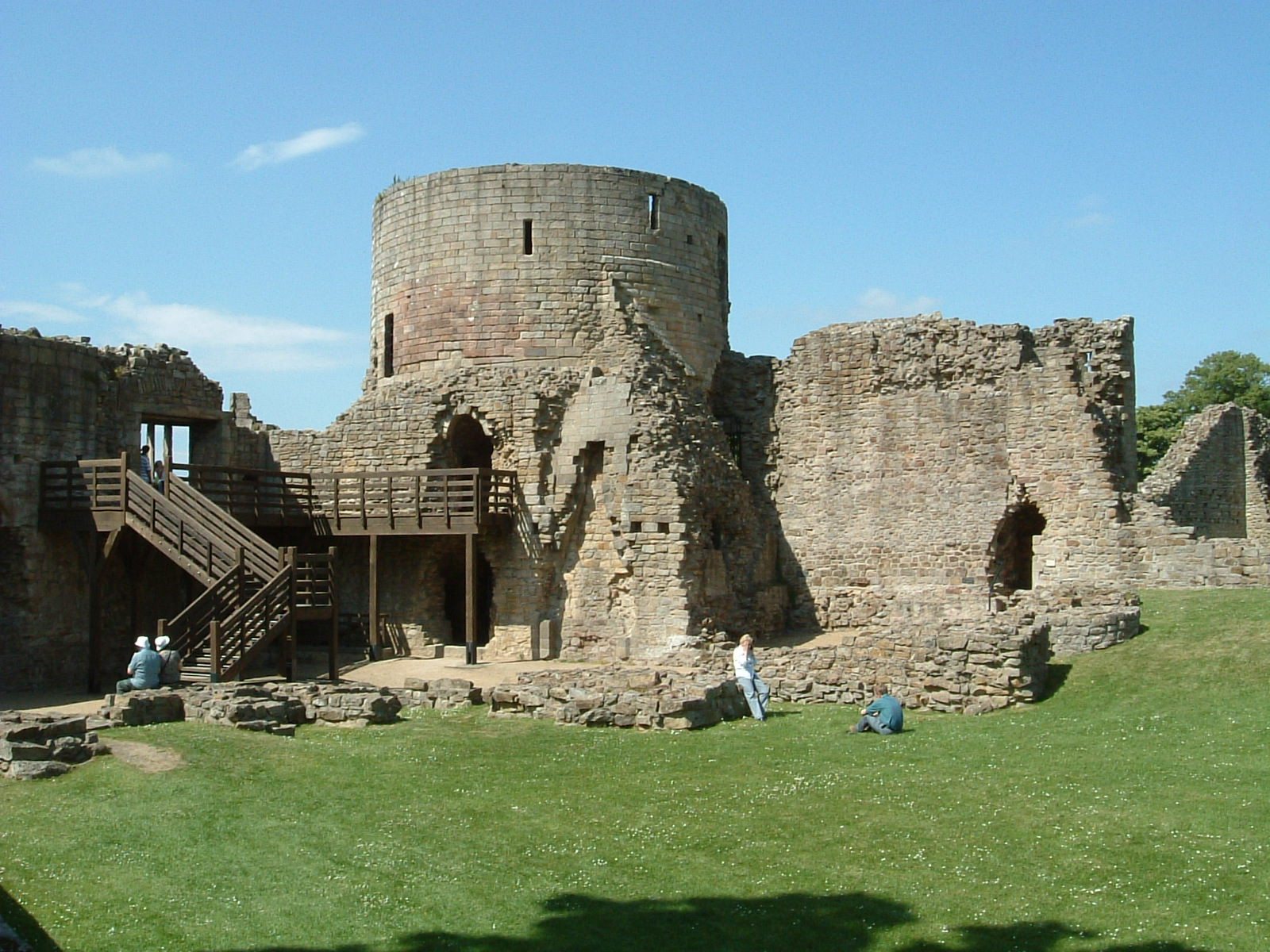 The Round Tower, Barnard Castle