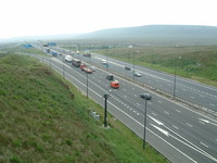 The ever-busy M62