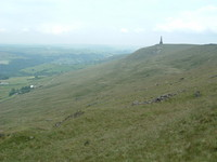 The Stoodley Pike monument