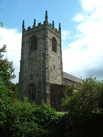 St Andrews Church in Gargrave