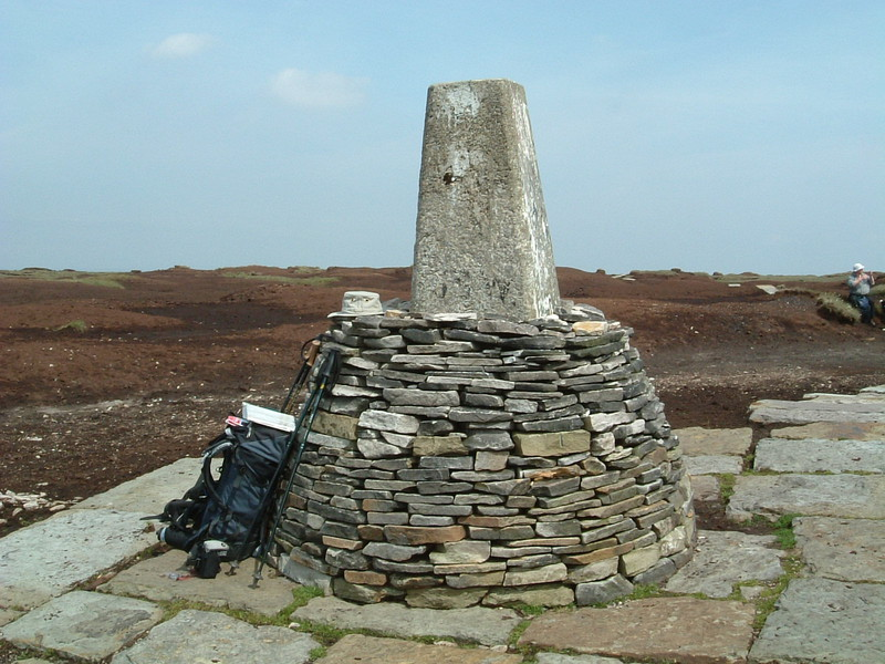 The summit of Black Hill
