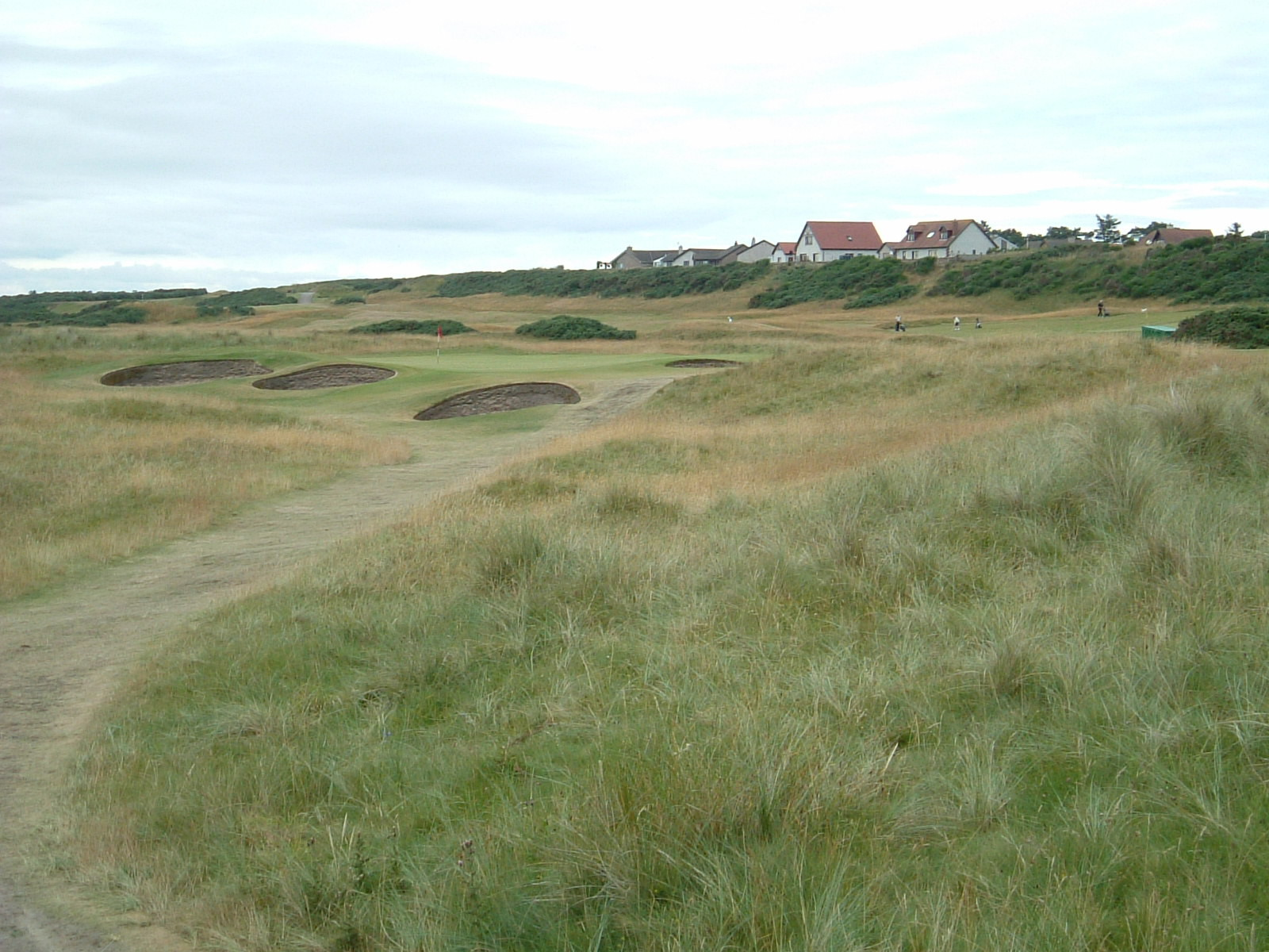 The links at Dornoch