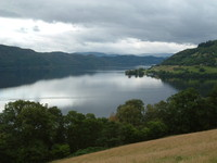 Loch Ness (Drumnadrochit to Inverness)