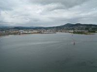Inverness from Kessock Bridge