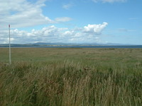 Dornoch Firth from Tain