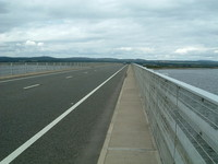 The Dornoch Firth Bridge