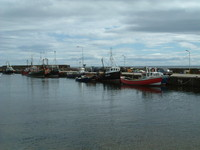 Helmsdale Harbour