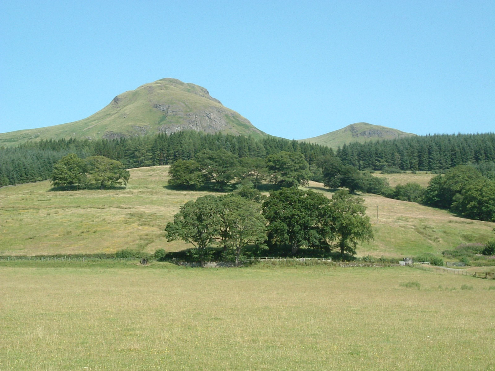 Dumgoyne from the West Highland Way