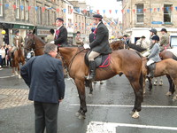 The Riding In, Jedburgh