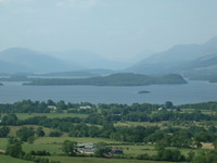 Loch Lomond from Duncryne Hill