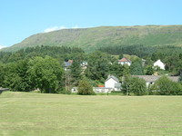 Strathblane and the Campsie Fells