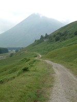 Beinn Doran and the old military road