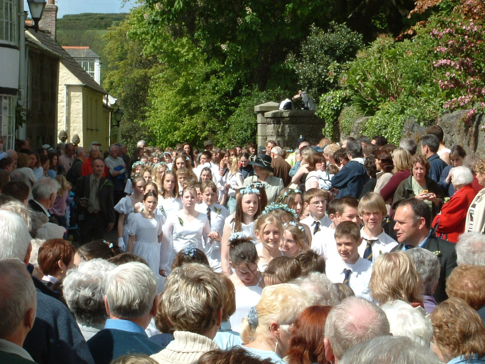 The Children's Dance, Helston