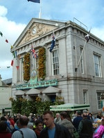 The Guildhall in Helston