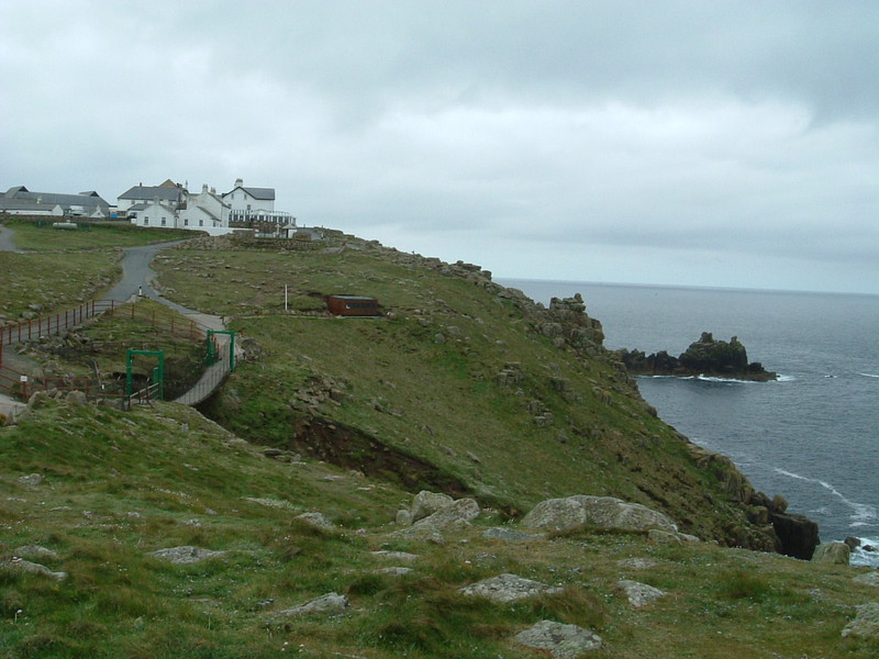 The Land's End Hotel