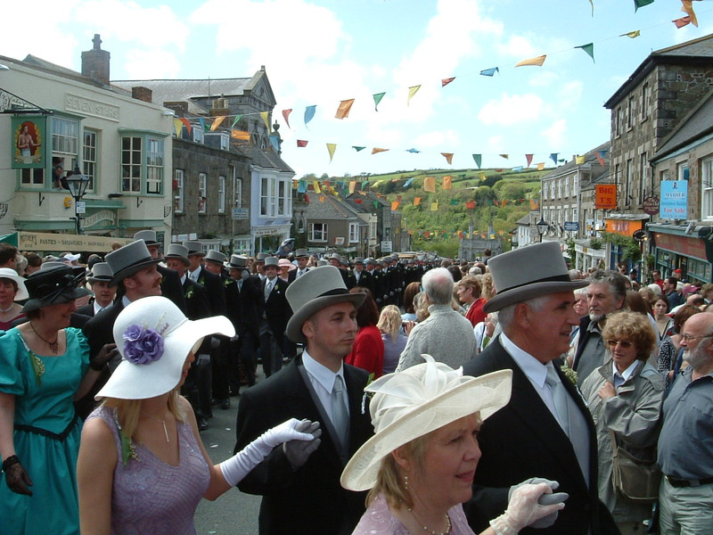The Principal Dance, Helston