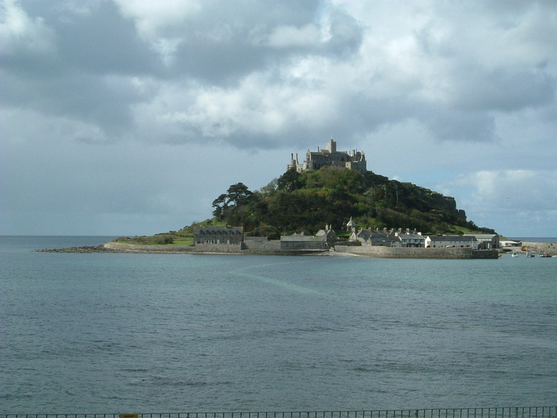 St Michael's Mount