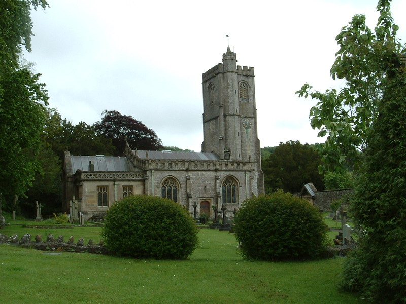 A church in Dinder