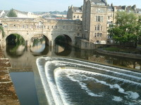 Poultney Bridge, Bath