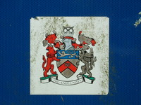 The Staffordshire coat of arms