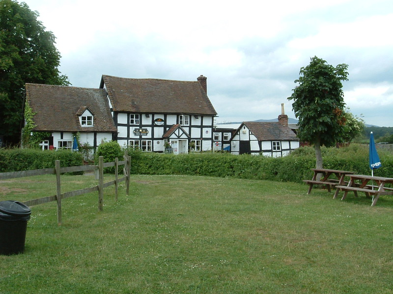 The Rose and Crown in Severn Stoke