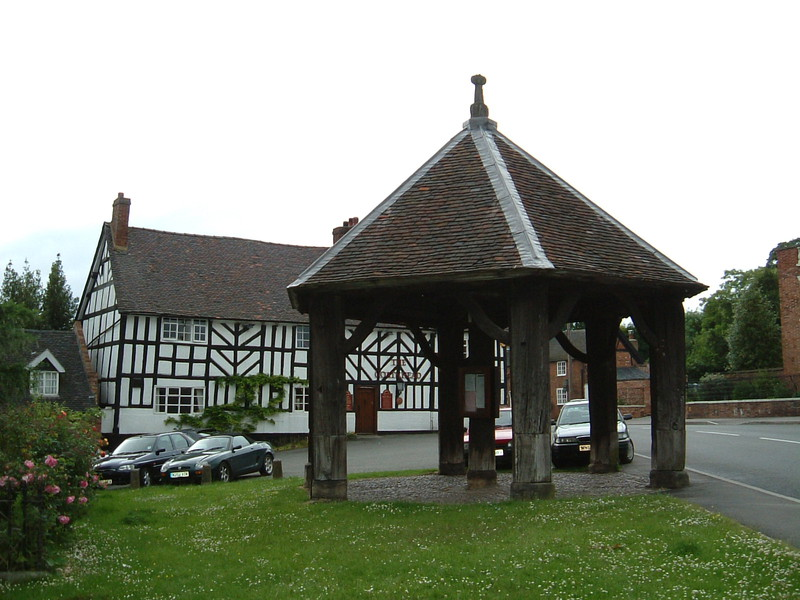 The Buttercross in Abbots Bromley